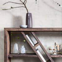 Ouseburn Tall Bookcase | Room Divider | Handmade UK